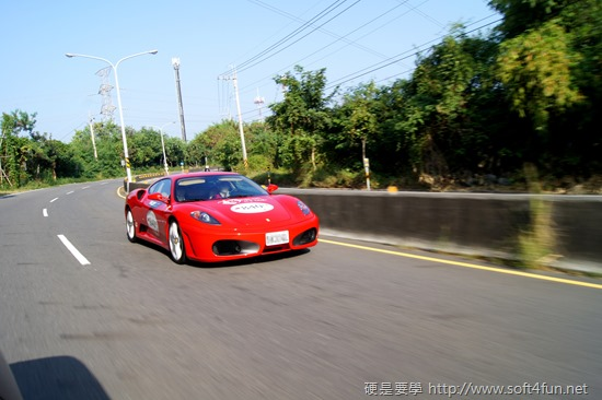 男人夢幻車大集結 Ferrari 6th Rally Taiwan 04