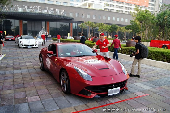 男人夢幻車大集結 Ferrari 6th Rally Taiwan 15
