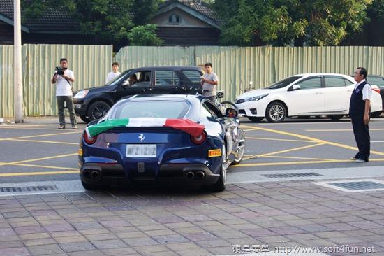 男人夢幻車大集結 Ferrari 6th Rally Taiwan 19
