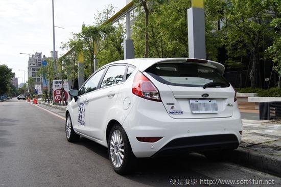 [試駕] Ford Fiesta 1.0L Ecoboost 吃了會上癮的嗆辣小辣椒 005