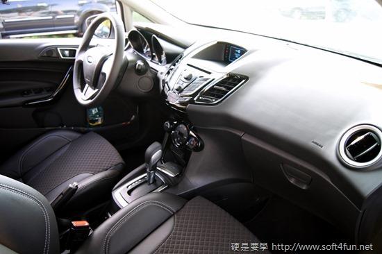 [試駕] Ford Fiesta 1.0L Ecoboost 吃了會上癮的嗆辣小辣椒 012-2