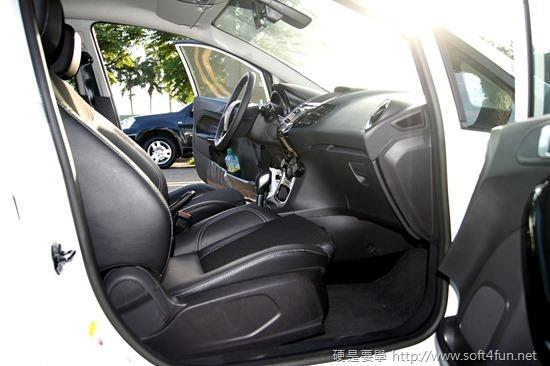 [試駕] Ford Fiesta 1.0L Ecoboost 吃了會上癮的嗆辣小辣椒 023