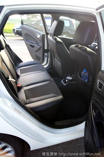 [試駕] Ford Fiesta 1.0L Ecoboost 吃了會上癮的嗆辣小辣椒 024