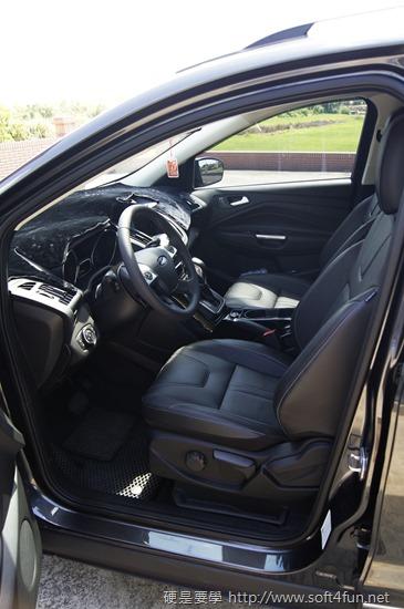 高CP值強悍性能SUV休旅 - Ford Kuga 1.5L Ecoboost 14