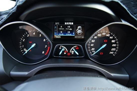 高CP值強悍性能SUV休旅 - Ford Kuga 1.5L Ecoboost 19