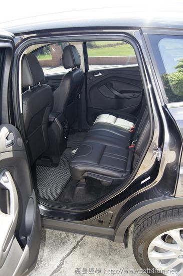 高CP值強悍性能SUV休旅 - Ford Kuga 1.5L Ecoboost 31
