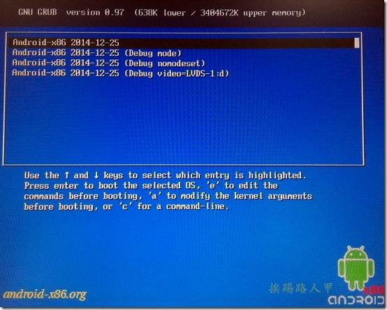 將Android x86 5.x安裝到USB磁碟上,讓你的PC或筆電擁有雙系統 a86x-26_thumb