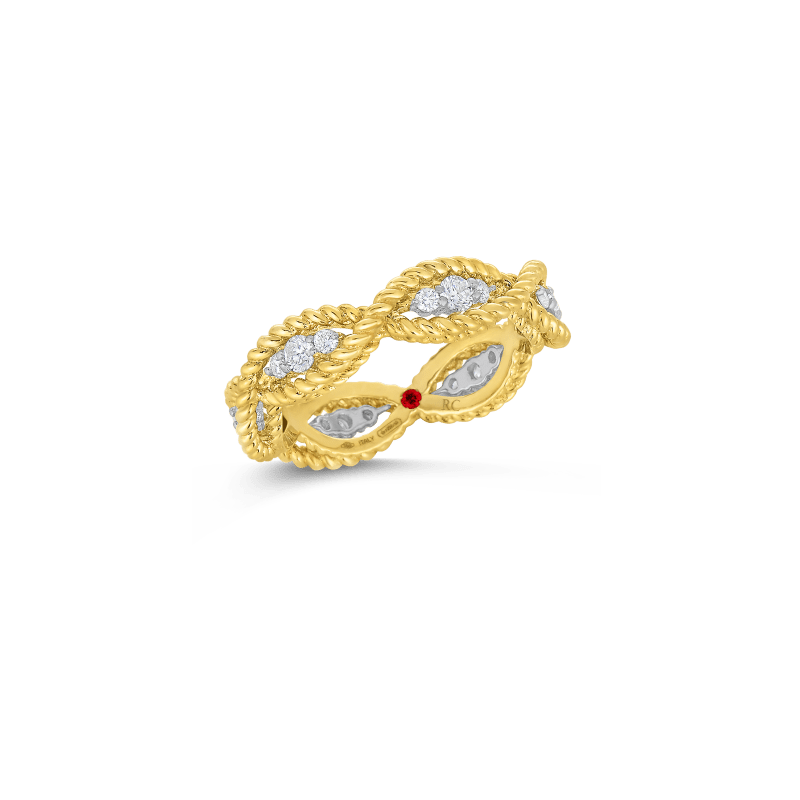 Roberto-Coin-Barocco-18K-Yellow-Gold-and-18K-White-Gold-1-Row-Ring-with-Diamonds-7771066AJ45X
