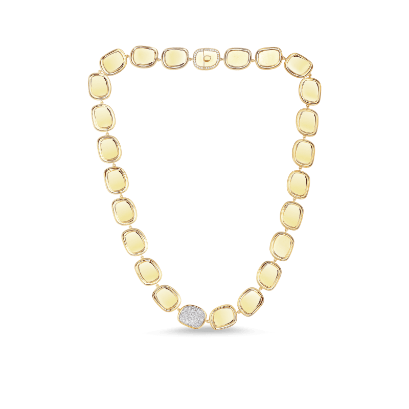 Roberto-Coin-Black-Jade-18K-Yellow-Gold-Necklace-with-Diamonds-8881804AYCHX 1