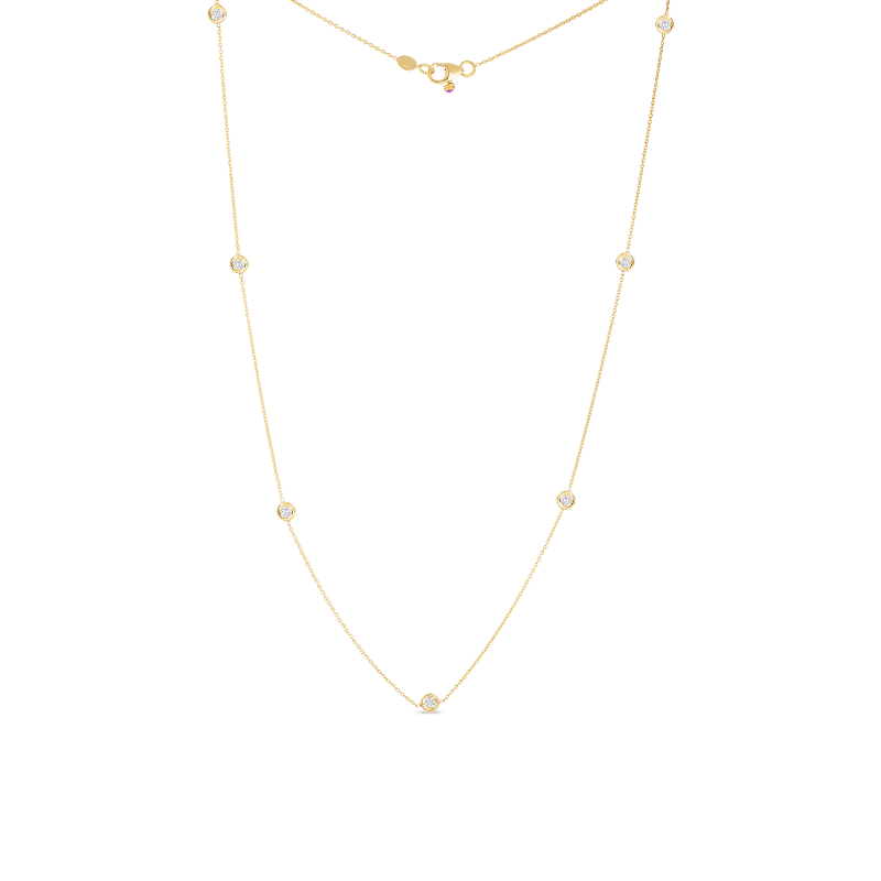 Roberto-Coin-Diamonds-by-the-Inch-18K-Yellow-Gold-Necklace-with-7-Diamond-Stations-001347AY18D0 copy