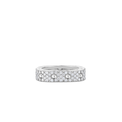Roberto-Coin-Pois-Moi-18K-White-Gold-1-Row-Square-Ring-with-Diamonds-888703AW60X0
