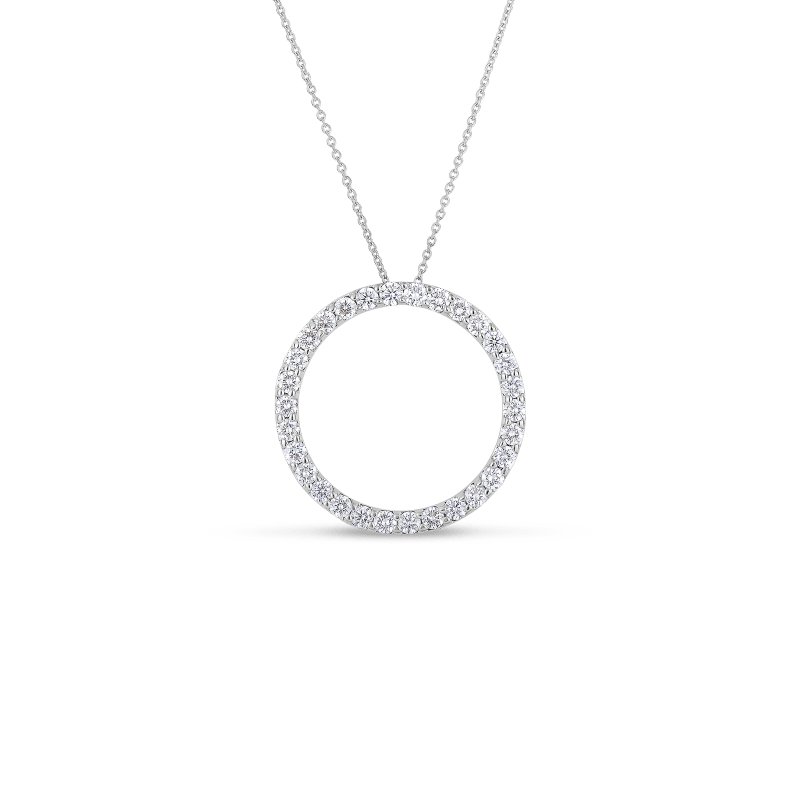 Roberto-Coin-Tiny-Treasures-18K-White-Gold-Circle-Pendant-with-Diamonds-001780AWCHX0