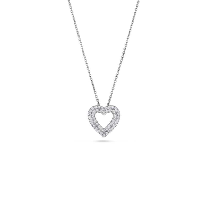 Roberto-Coin-Tiny-Treasures-18K-White-Gold-Heart-Pendant-with-Diamonds-000903AWCHX0