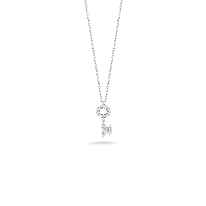 Roberto-Coin-Tiny-Treasures-18K-White-Gold-Key-Pendant-with-Diamonds-001626AWCHX0