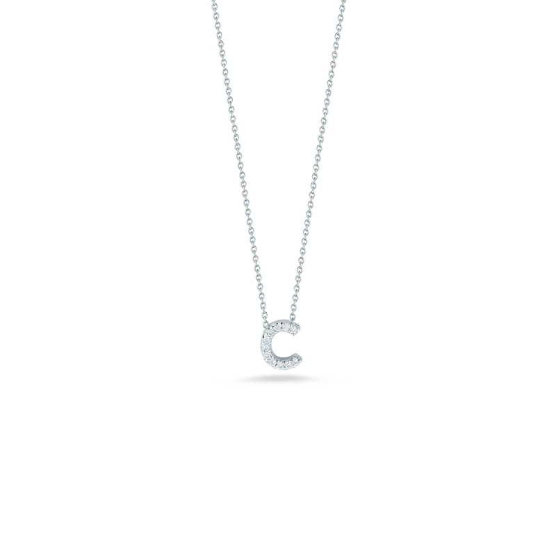 Roberto-Coin-Tiny-Treasures-18K-White-Gold-Love-Letter-C-Pendant-with-Diamonds-001634AWCHXC