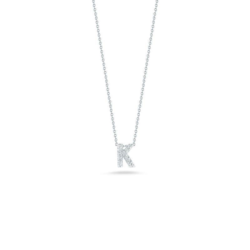 Roberto-Coin-Tiny-Treasures-18K-White-Gold-Love-Letter-K-Pendant-with-Diamonds-001634AWCHXK