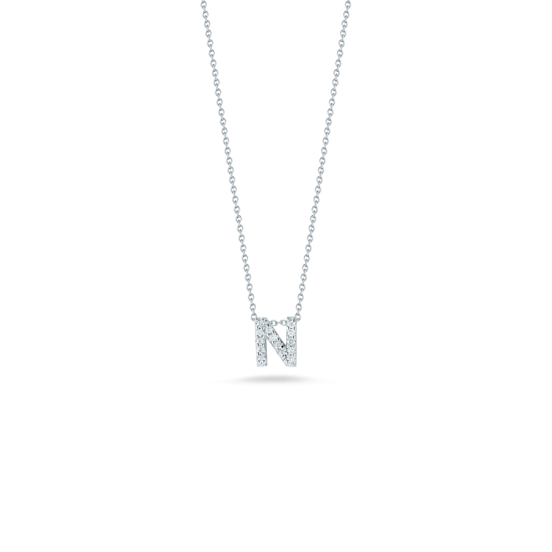 Roberto-Coin-Tiny-Treasures-18K-White-Gold-Love-Letter-N-Pendant-with-Diamonds-001634AWCHXN