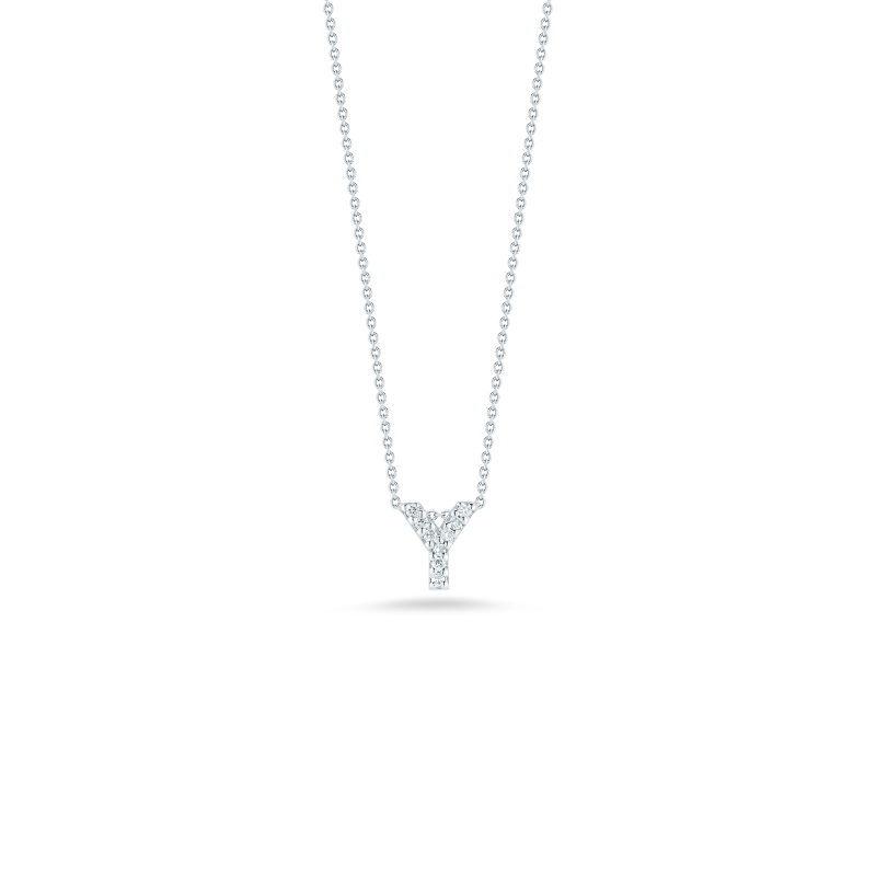 Roberto-Coin-Tiny-Treasures-18K-White-Gold-Love-Letter-Y-Pendant-with-Diamonds-001634AWCHXY