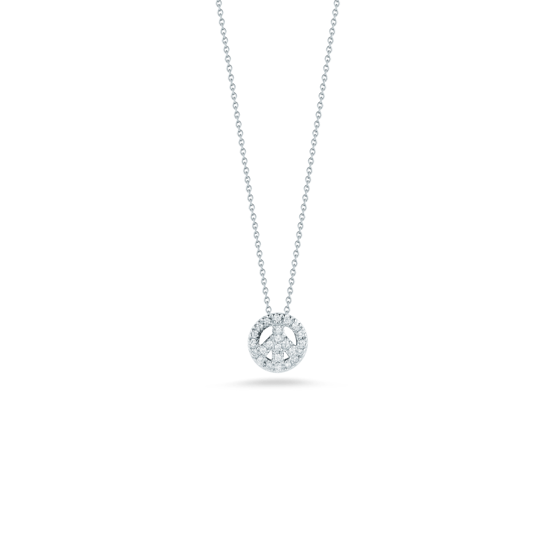 Roberto-Coin-Tiny-Treasures-18K-White-Gold-Peace-Sign-Pendant-with-Diamonds-001644AWCHX0