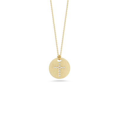 https://i1.wp.com/us.robertocoin.com/wp-content/uploads/2015/08/Roberto-Coin-Tiny-Treasures-18K-Yellow-Gold-Disc-Pendant-with-Diamond-Cross-000800AYCHX0.png?resize=400%2C400&ssl=1