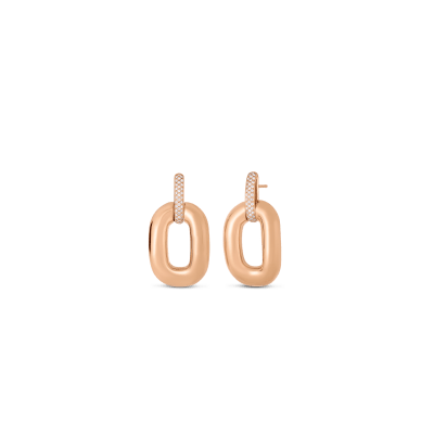 Drop Earrings With Diamonds