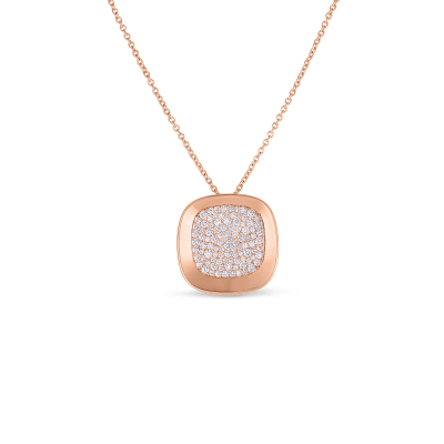 Small Pendant with Diamonds