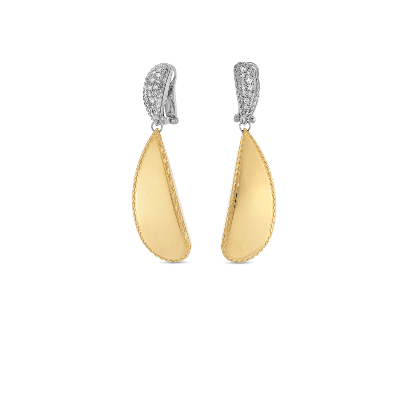 Roberto-Coin-18k-yellow-gold-18k-white-gold-Gourmette-Drop-Earrings-with-Diamonds-8882217AJERX