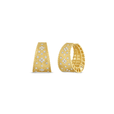 https://i1.wp.com/us.robertocoin.com/wp-content/uploads/2016/08/Roberto-Coin-18k-yellow-gold-Tapered-Hoops-with-Fleur-de-Lis-Diamonds-7771422AYERX.png?resize=400%2C400&ssl=1