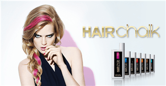 hair coloring made easy l oreal hair chalk fashion styles