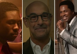 Golden Globes Move Stanley Tucci to Lead Actor, 'One Night in Miami' Men Go Supporting (EXCLUSIVE)