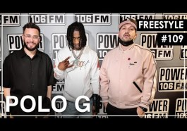 DOWNLOAD MP3: Polo G - Polo G Freestyle   LA Leakers Freestyle #109