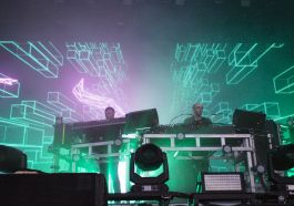 Listen to Chemical Brothers' exclusive new holiday mix