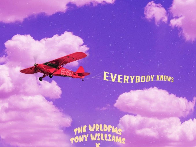 DOWNLOAD MP3: The WRLDFMS Tony Williams – Everybody Knows (feat. Wale)
