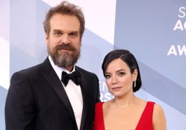 Lily Allen and David Harbour obtain marriage license in Las Vegas