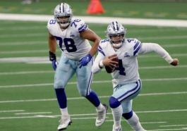 Dak Prescott Returns From Injury To Score Touchdown –