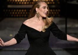 """Are things """"heating up"""" between Adele and British rapperSkepta? – Music News"""