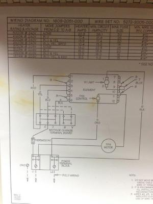 5Kw wline voltage therm heater controlled from Nest