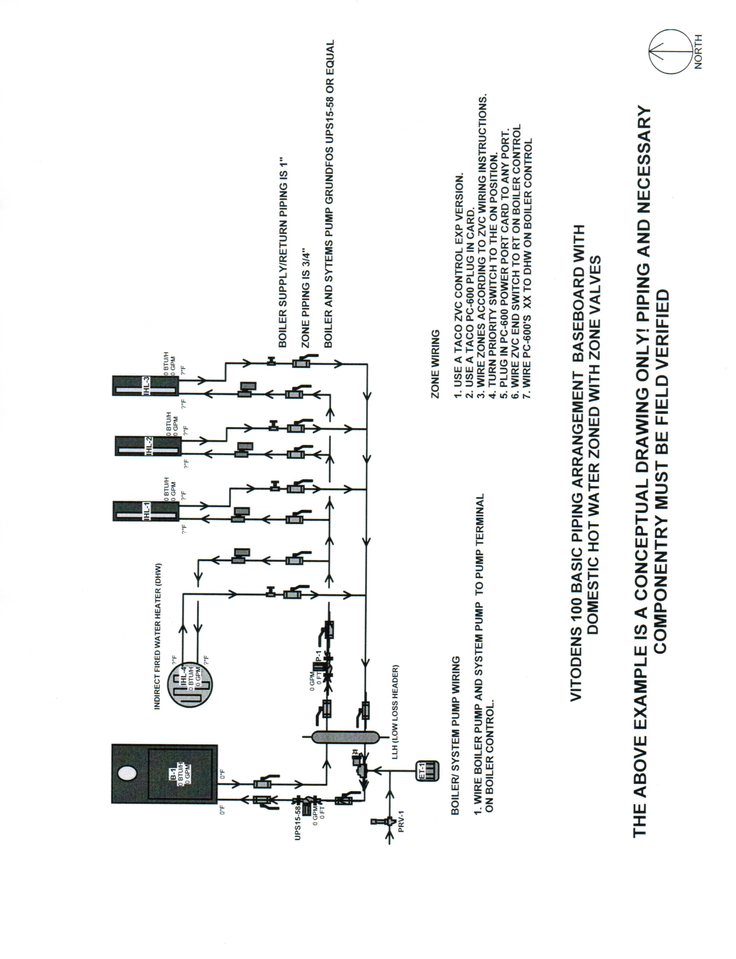 Electric Baseboard Heater Wiring Diagram