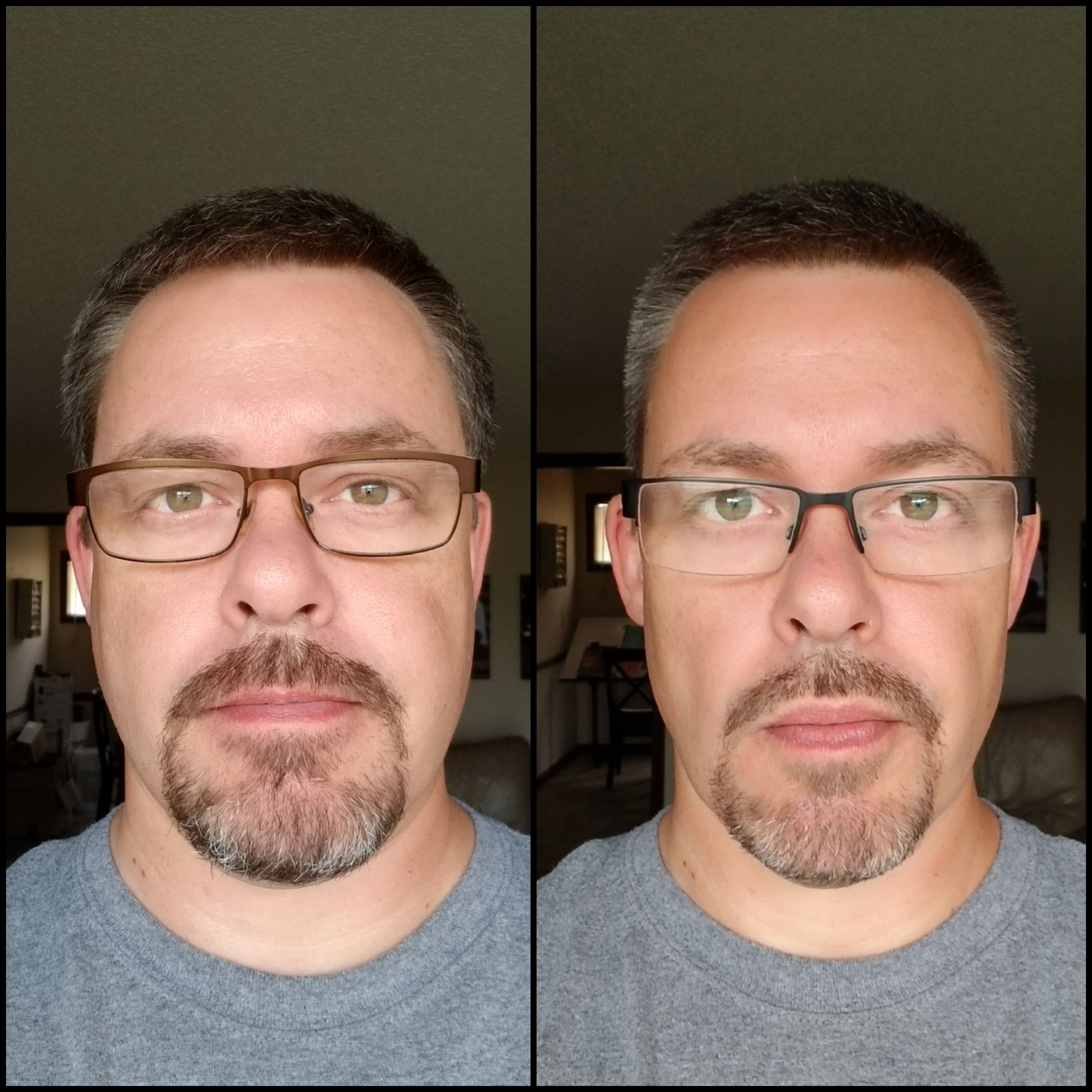 Before And After Face Edition