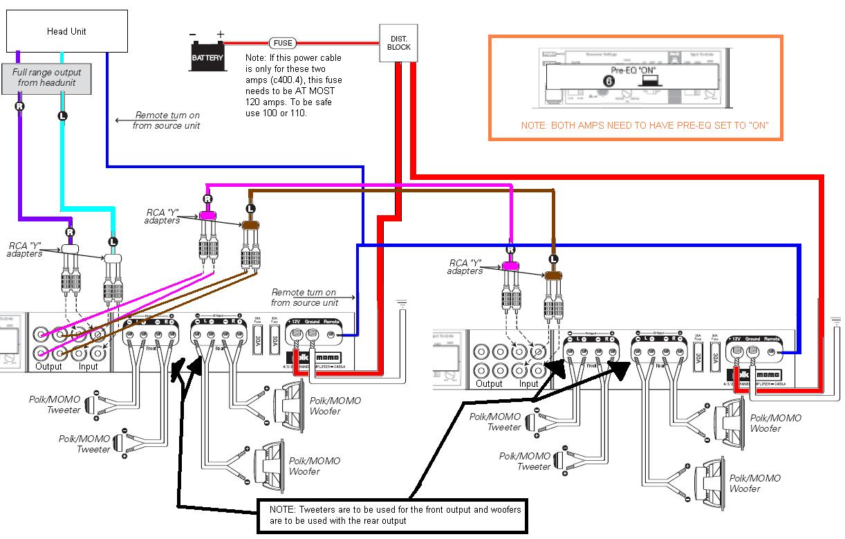 Polk...anyone...need Wiring Diagram