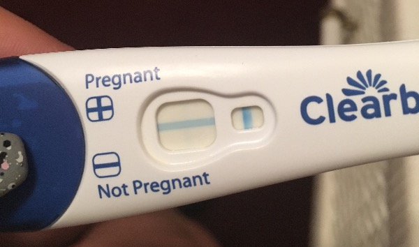 Clear Blue Pregnancy Test Light Positive | Adiklight co
