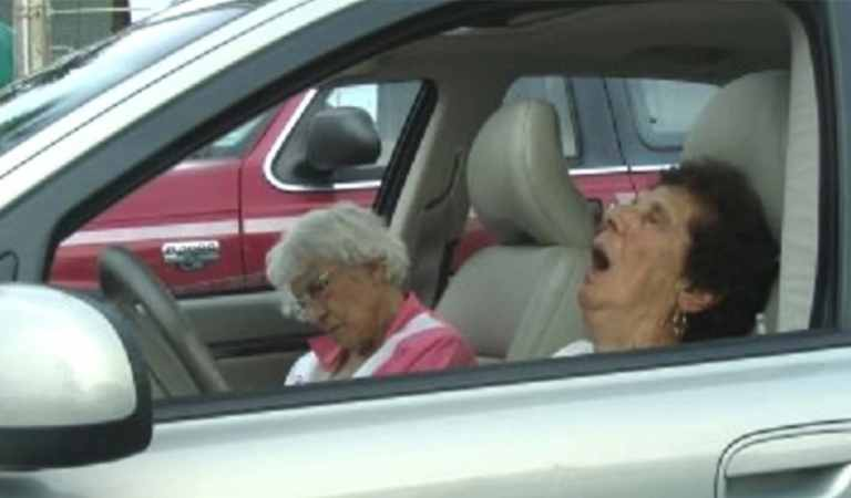 Officer Pulls Over 5 Old Ladies For Driving Too Slow And Their Explanation Is Hilarious