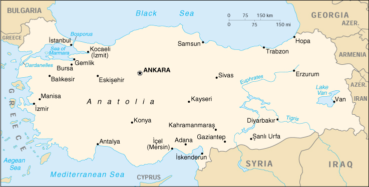 Anatolia Map Cradle Of Civilization - Map of egypt in 1450 bc
