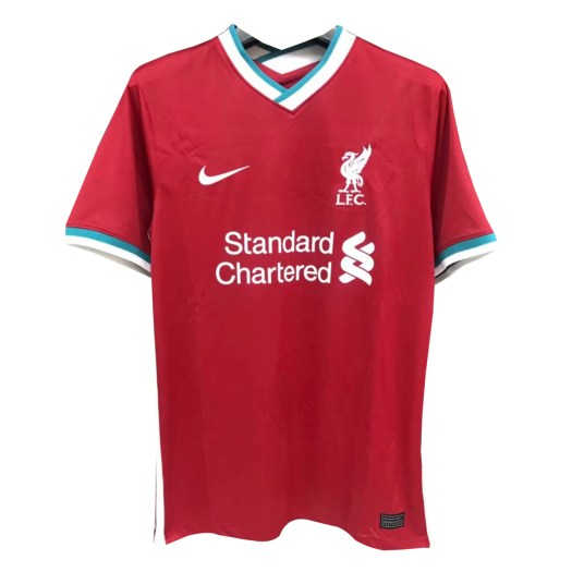 US$ 15.8 - Liverpool Home Jersey Mens 2020/21 - www ...