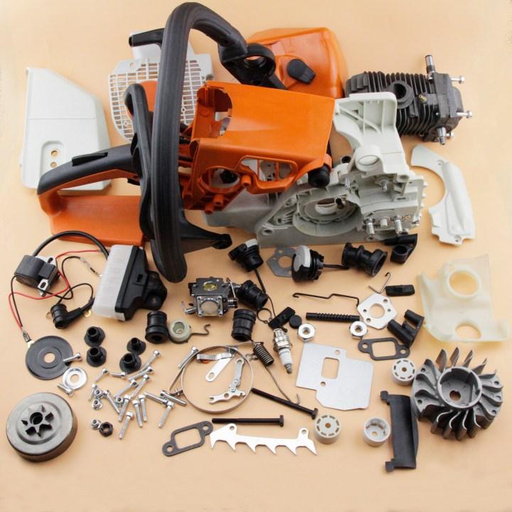 Stihl Ms170 Chainsaw Parts Diagram Schematic  Stihl Ms 390 Chainsaw