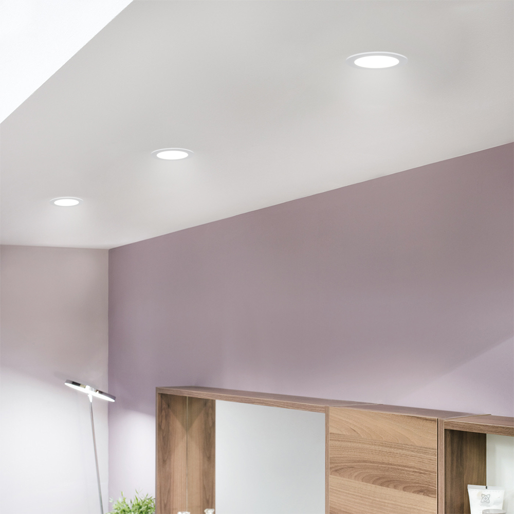 dimmable 10w led ceiling downlights