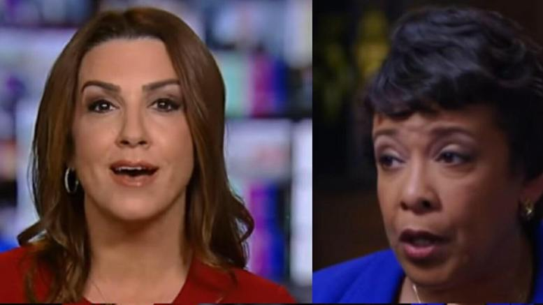 Sara Carter reveals bombshell regarding 11 lawmaker letter and Uranium One. Photo credit to US4Trump with Fox and NBC Screen captures.