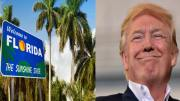 "President Trump warmly greeted by Key West ""conchs"" for NASKeyWest. Photo credit to US4Trump compilation with right-theapopkavoice/left-politiciandirect."