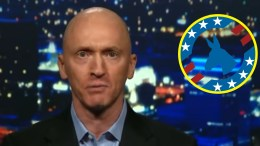 Carter Page filed charges on DNC. Photo credit to US4Trump compilation with screen shots.
