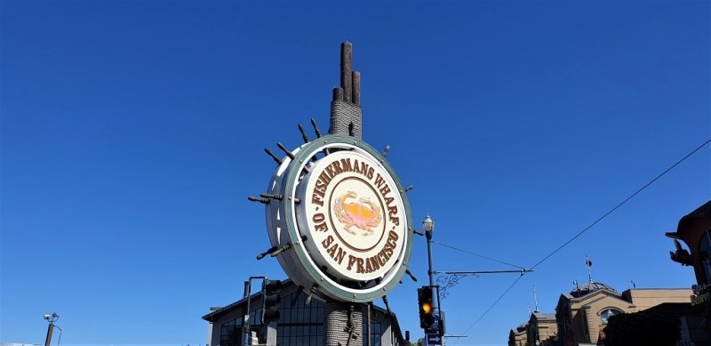 Fisherms Wharf in San Francisco
